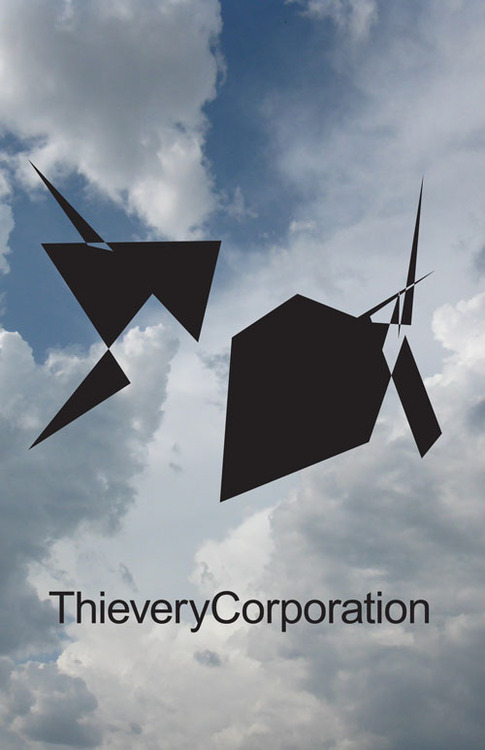 Thievery Corporation Poster